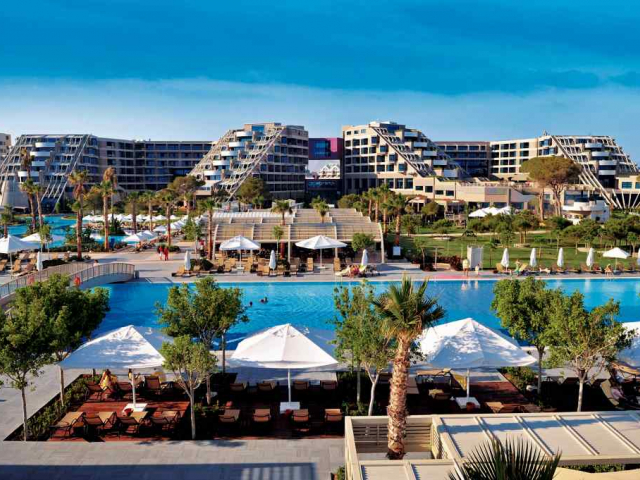Susesi Luxury Resort 5* Luxe Antalya