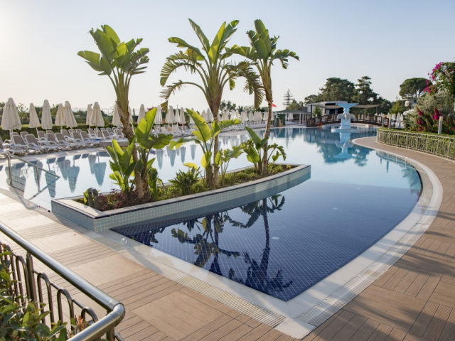 Turquie - Side - Mondi Club Water Side 5*