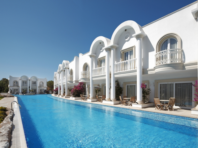 Sianji Well Being Resort 5* Luxe Bodrum