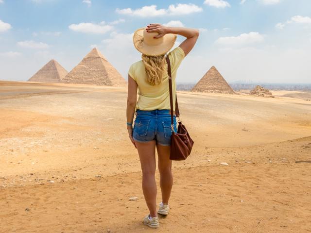 Combiné Des Pyramides à la Mer Rouge 5*