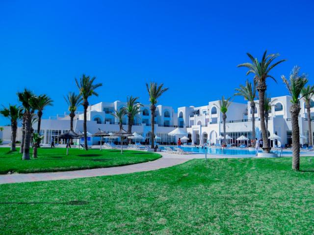 Al Jazira Beach & Spa 3* Djerba
