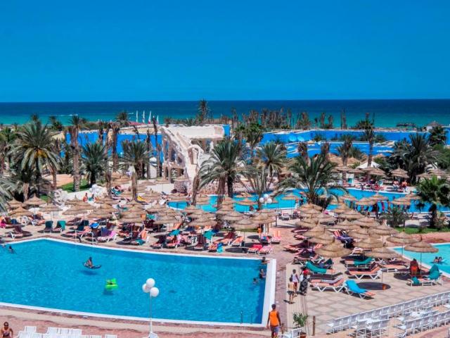 Baya Beach Aquapark 3* Djerba - voyage  - sejour