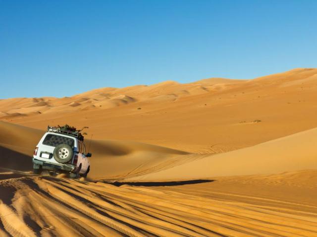 Circuit Aventure 4X4 Entre Oasis et Ksour 4* Djerba