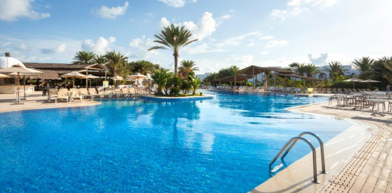 Seabel Rym Beach 4* Djerba Long Séjour