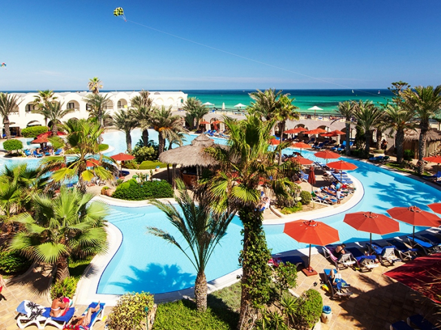 Djerba Beach 4*