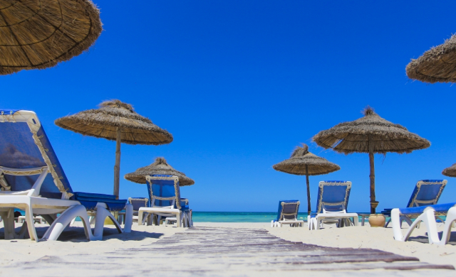 Telemaque Beach & Spa 4*- Djerba