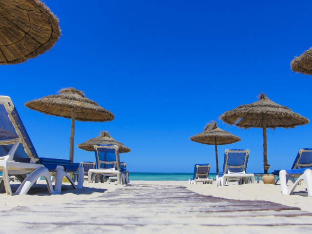 Telemaque Beach & Spa 4* Djerba
