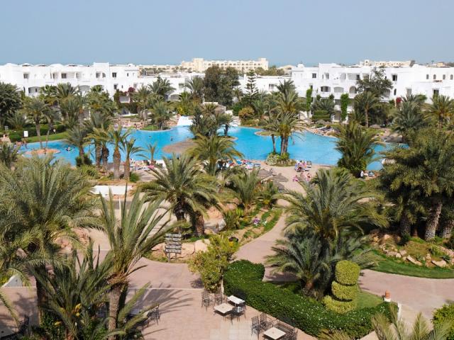 Vincci Djerba Resort 4* - voyage  - sejour