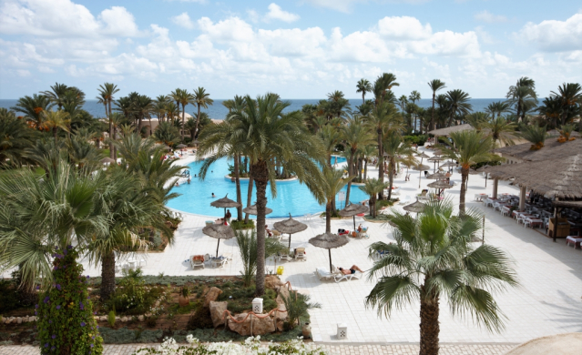 Mondi Club Zita Beach 4* Zarzis