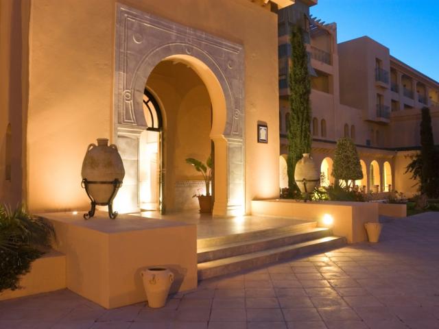 Tunisie - Hammamet - Hôtel Alhambra Thalasso 5*