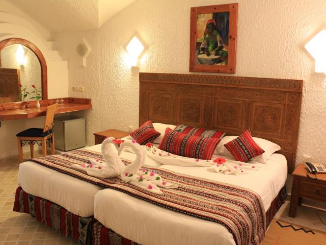 Tunisie - Hammamet - Hôtel Lella Baya 4*