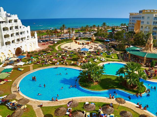 Séjour Tunisie - Lella Baya 4* Hammamet