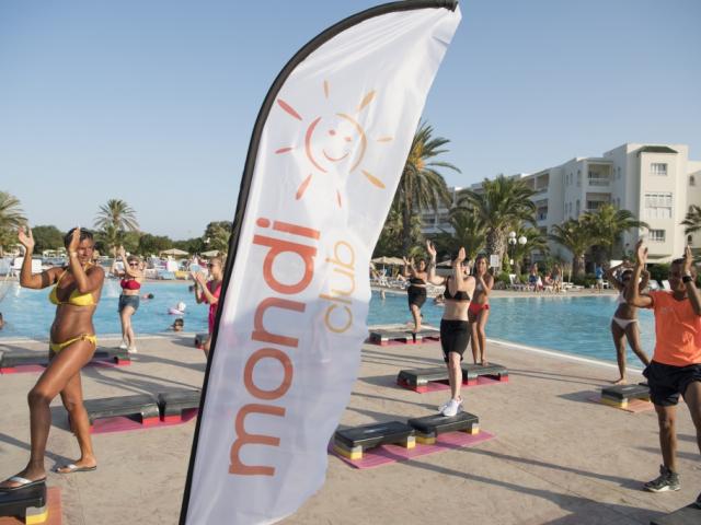 Tunisie - Hammamet - Mondi Club Vincci Marillia 4*