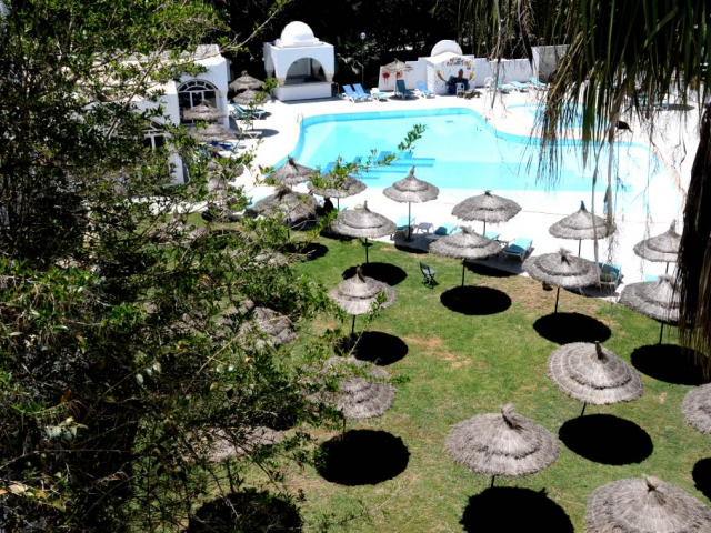 Tunisie - Hammamet - Hôtel Menara Hammamet 4*