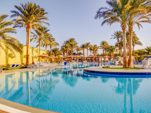 Palm Beach Resort 4* Hurghada - voyage  - sejour