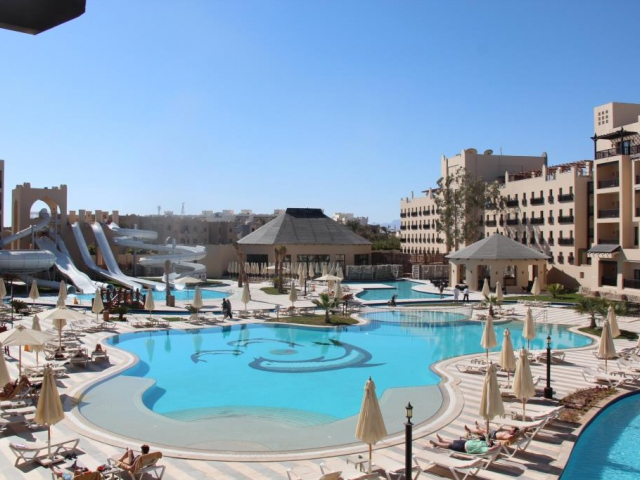 Steigenberger Aqua Magic 5* Hurghada