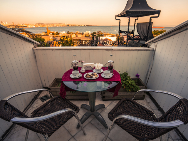 Turquie - Istanbul - Hôtel Avicenna 4*