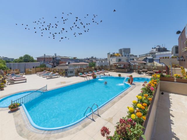 Hôtel Celal Aga Konagi 5*