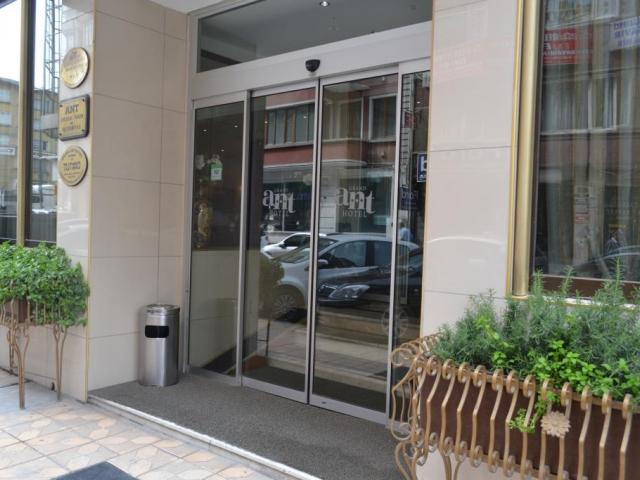 Turquie - Istanbul - Hôtel Grand Ant 3*