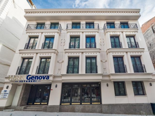 Hôtel Genova 4* - Istanbul