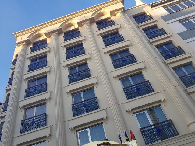 Turquie - Istanbul - Hôtel Grand Marcello 3*