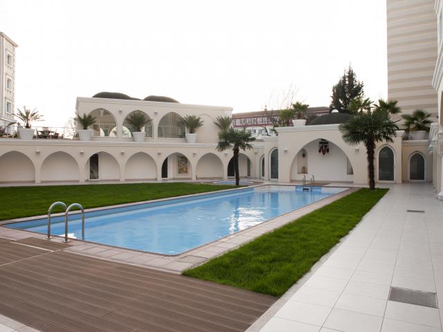 Hôtel Holiday Inn City 5*  - 1