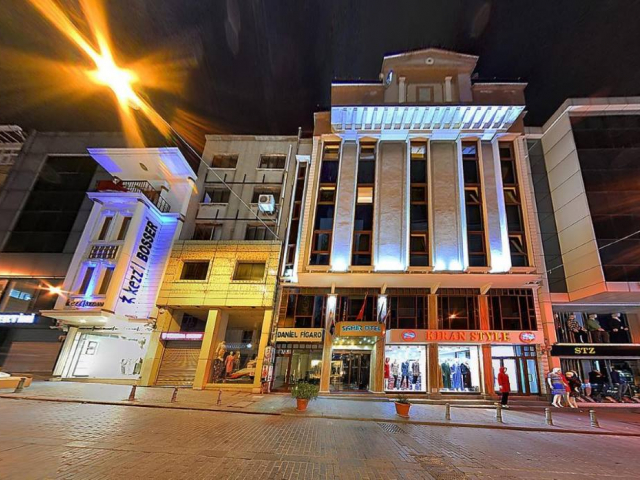 Séjour Turquie - Samir Deluxe Old City 4* Istanbul