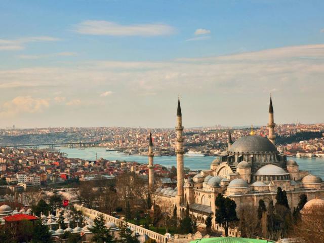 Turquie - Istanbul - Hôtel Samir Deluxe Old City 4*