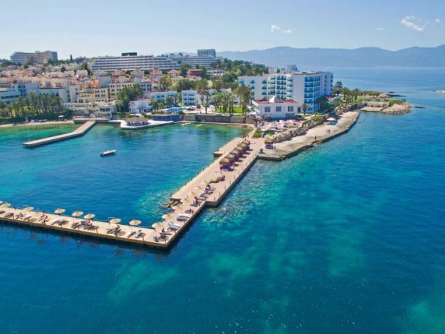 Le Bleu Hôtel & Resort 5* - voyage  - sejour