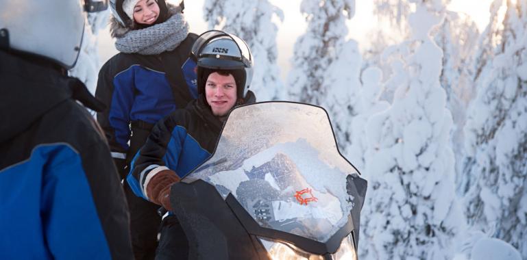 Séjour activités Explorateur Yllas Lake 3* Laponie Kittila