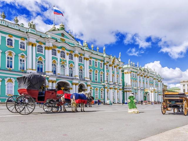 Séjour Russie - Escapade Saint Pétersbourg 4*