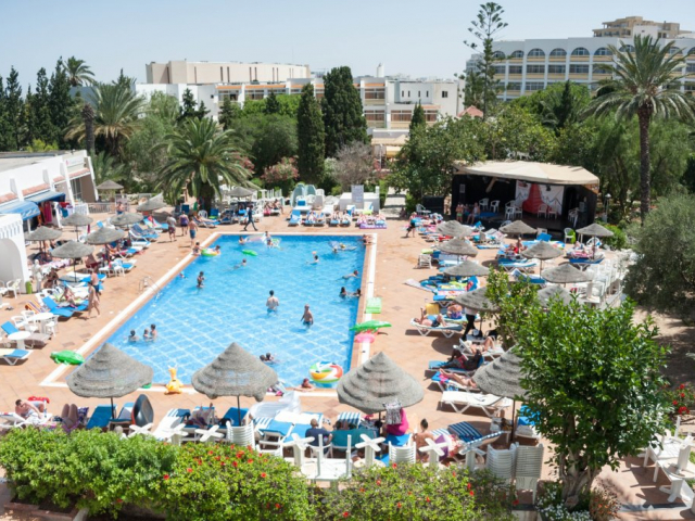 Marhaba Salem 4* Monastir - voyage  - sejour