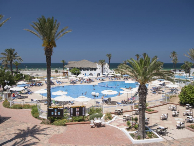 shems holiday village- village vacances monastir