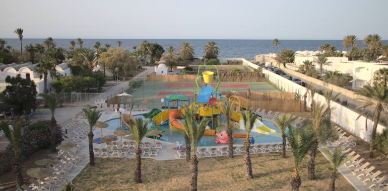 Shems holiday village - Village vacances Monastir